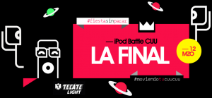 iPod Battle CUU La Final