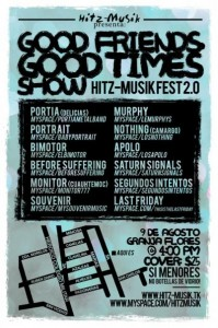 Hitz-Musik Fest 2.0 (Good Friends, Good Times Show)