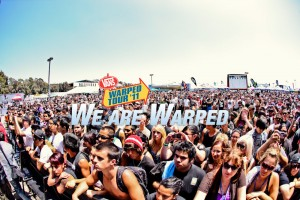 Vans Warped Tour 2011 @ NMSU Practice Field (Las Cruces, NM)