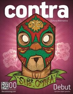 Primer número de Contra Magazine - theContraMag.com