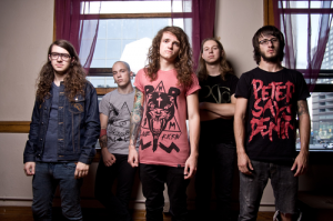 "Checa el nuevo video de Miss May I: ""Hey Mister"""