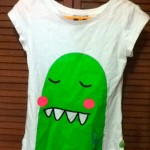 Cute Monster Girl Tee