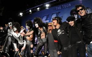 Kiss y Mötley Crüe visitarán México en Septiembre