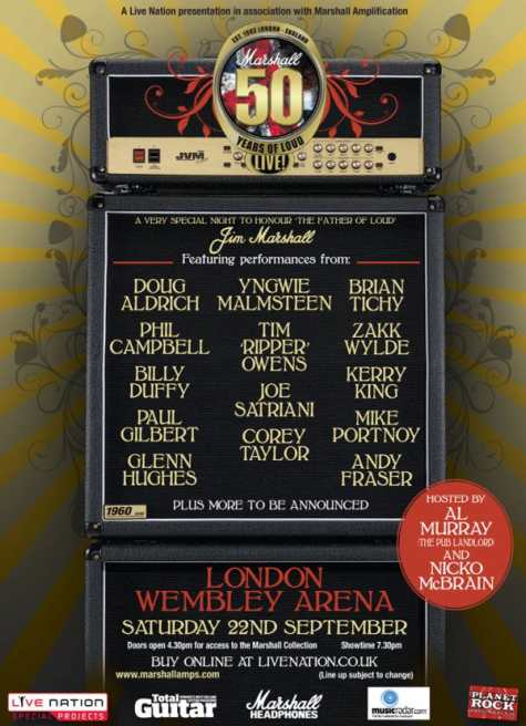 Marshall: 50 Aniversario