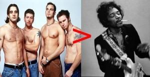 Creed ha vendido más discos en Estados Unidos que Jimi Hendrix