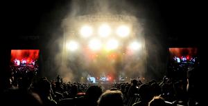 Apolo en el Maquinaria Festival 2012 de la Ciudad de México