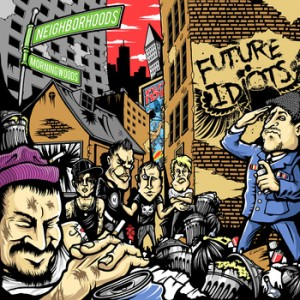 "Future Idiots coverea ""Neighborhoods"" de Blink-182 en su totalidad"