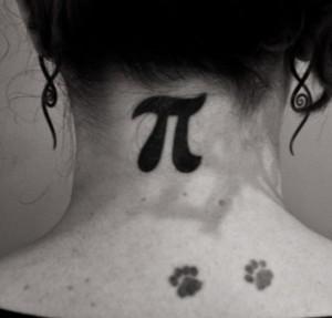 pi tattoo