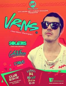 VRNS (Live Set) en Chihuahua