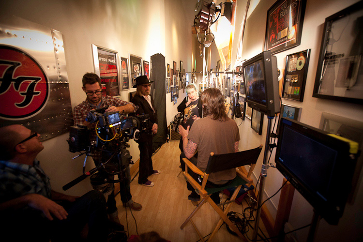 Estreno mundial del documental 'Sound City' dirigido por Dave Grohl