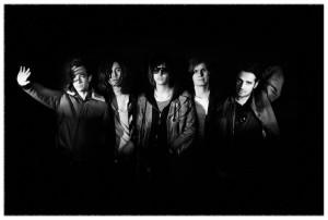 En la foto: The Strokes