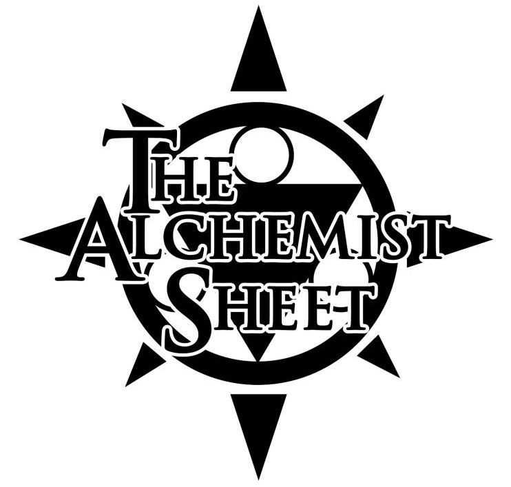 The Alchemist Sheet