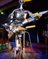 Compressorhead: Banda de robots hace un cóver a Motörhead