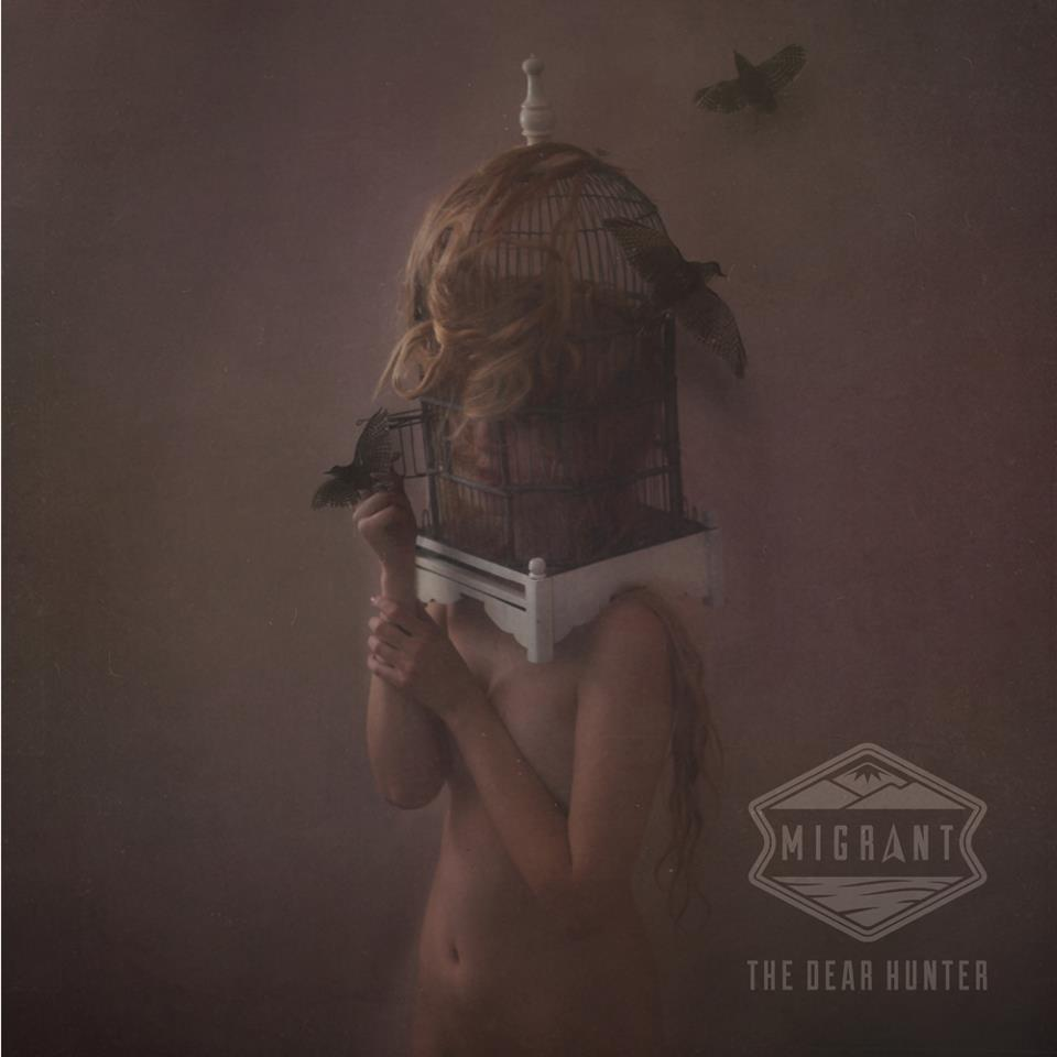 "Portada de ""Migrant"", el nuevo material de The Dear Hunter"