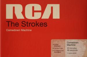 Posible arte del nuevo disco de The Strokes