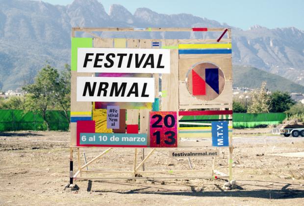 El festival Nrmal se llevará a cabo del 6 al 10 de marzo
