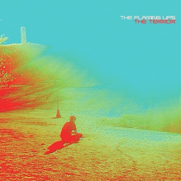 "Portada de lo nuevo de The Flaming Lips: ""The Terror"""