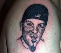 Los peores tattoos del rock: Limp Bizkit