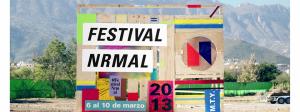 Festival NRMAL 2013