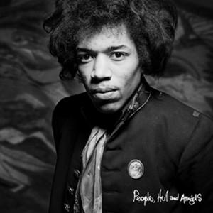 """People, Hell and Angels"", lo nuevo de Jimmi Hendrix"