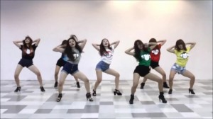 Morras del Gangnam Style