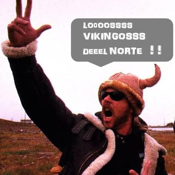 Los Vikingos del Norte este miércoles 27 de febrero @ Downtown Bistrobar