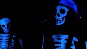 Fall Out Boy tocando en Jimmy Kimmel Live