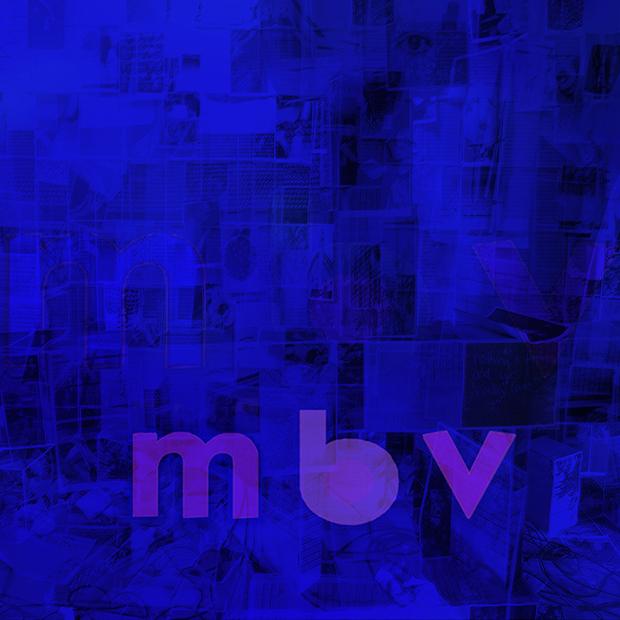 Portada de 'm v b', nuevo álbum de My Bloody Valentine