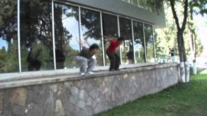 Chihuas Move: Parkour en Chihuahua