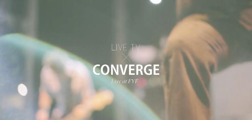 Video: Converge en vivo @ FYF Fest 2013