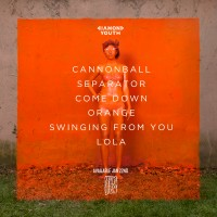 "Arte el EP ""Orange"" de Diamond Youth"