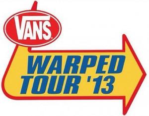 Seguimos con los anuncios del Vans Warped Tour 2013