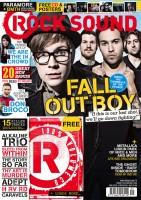 Rock Sound Magazine Cover