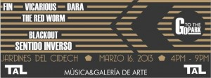 Go To The Park (Marzo) @ Jardines del CIDECH