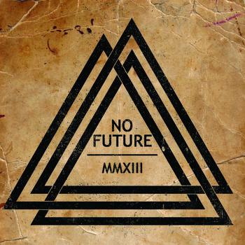 Portada de 'MMXIII', nuevo álbum de No Future