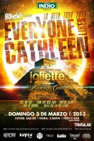 Everyone Likes Cathleen este domingo 3 de marzo @ Fred's Bar (Cd. Juárez)