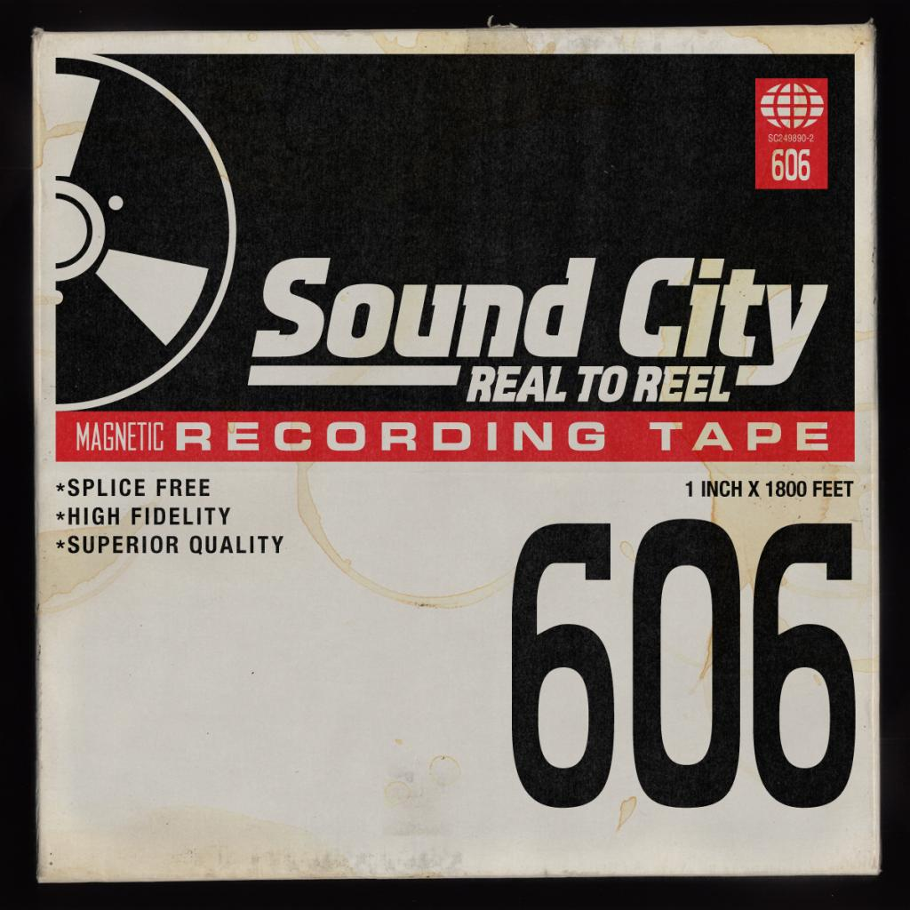 Portada del OST de Sound City: Real to Reel