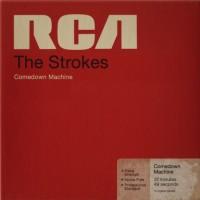 Portada del nuevo álbum de The Strokes, 'Comedown Machine'