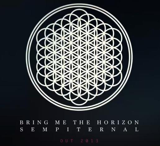 Portada de 'Sempiternal', el nuevo álbum de Bring Me The Horizon