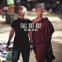 Portada de 'Save Rock and Roll', el nuevo álbum de Fall Out Boy