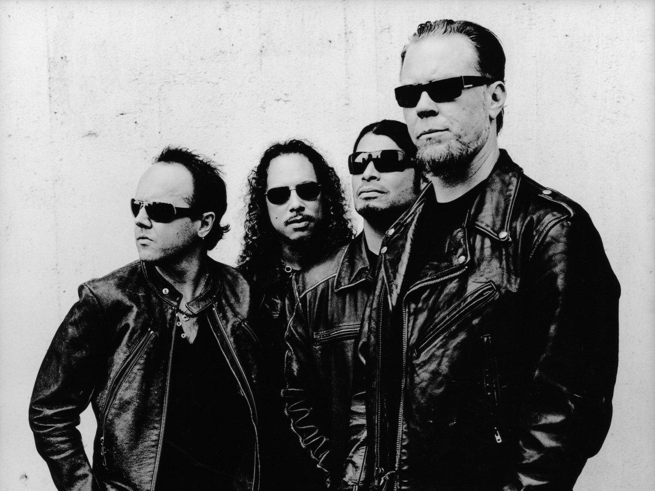 Embajadores: James Hetfield, Lars Ulrich, Kirk Hammett y Robert Trujillo [Metallica]