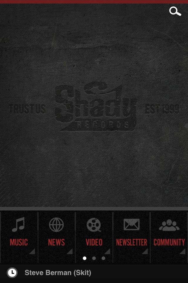 App oficial de Shady Records