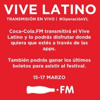 Transmisión en vivo del Vive Latino 2013