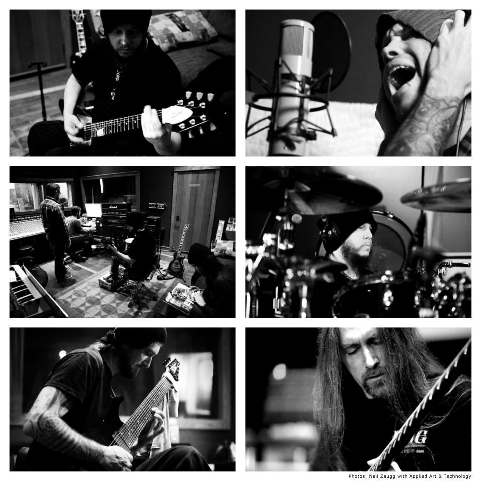 Nuevo proyecto de Joey Jordison, con ex-miembros de Darkest Hour y Strapping Young Lad