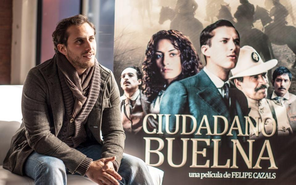 Póster de Ciudadano Buelna