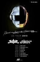 Al parecer al siempre si, Daft Punk realizará una gira por EUA