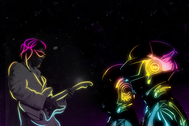 Daft Punk y Nile Rodgers
