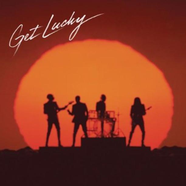 Portada de 'Get Lucky'