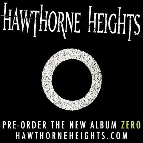 'Zero', el nuevo álbum de Hawthorne Heights