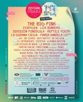Cartel oficial del Festival Marvin 2013